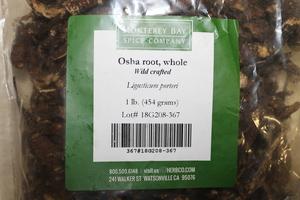 Osha Root W 1lb