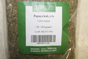 Papaya Leaf C/S 1lb