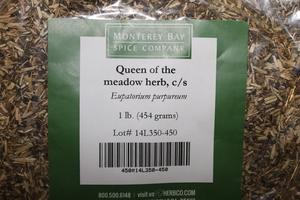 Queen of the Meadow Herb C/S 1lb