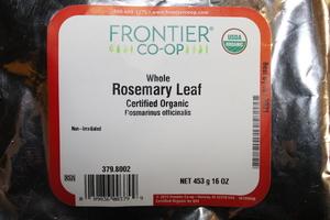 Rosemary Leaf W 1lb