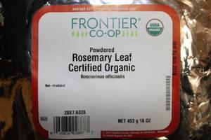 Rosemary Leaf G 1lb