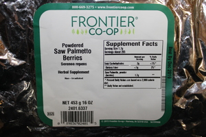 Saw Palmetto Berries G 1lb
