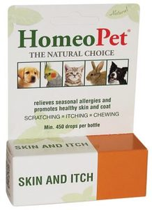Homeopet - Skin and Itch
