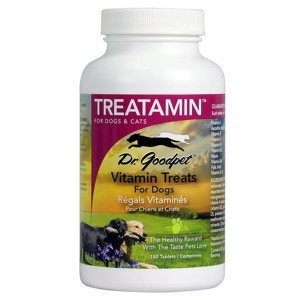 Treatamin- Dogs & Cats