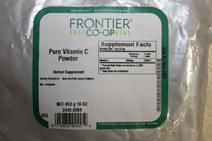 Vit. C Powder 1lb