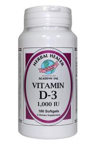 HHA Vitamin D-3