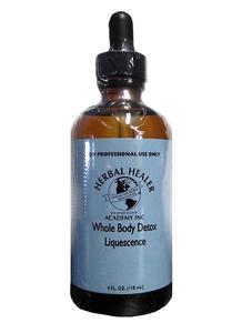 Whole Body Detox Liquescence 4oz