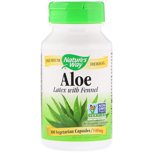 Aloe Leaf & Latex N.W