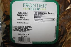 Wormwood Herb C/S 1lb
