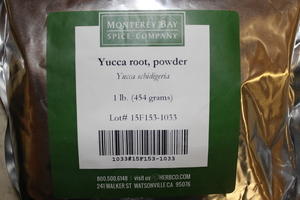 Yucca Root Powder G 1lb
