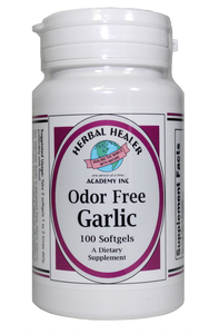 HHA Garlic - Odor Free