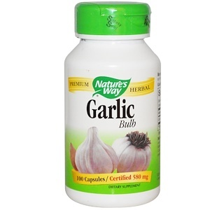 Garlic 100 v caps N.W