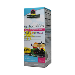 Sambucus Kids 4oz