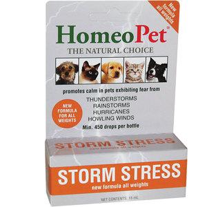 HOMEOPET - Storm Stress