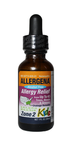 Allergena Kids Zone 2- 1oz Alcohol Free