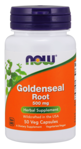 Goldenseal Root 50 veg caps Now Foods