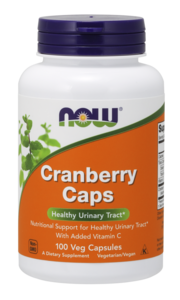 Cranberry Caps Now Foods