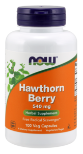 Hawthorne Berry Now foods