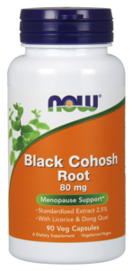 Black Cohosh Root Now Foods