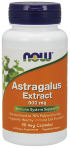 Astragalus Extract Now Foods