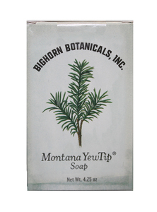 Montana Yew Tip Soap