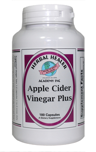 HHA Apple Cider Vinegar Plus 180 caps
