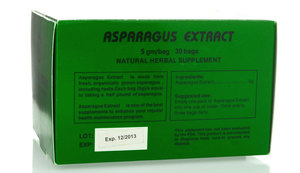 Asparagus Extract Tea - 30 bags