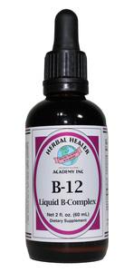 HHA B-12 Liquid 2oz