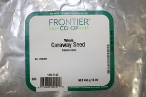 Caraway Seed W 1lb
