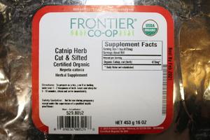 Catnip Herb C/S 1lb