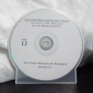 CD 13- Live Field Microscopy