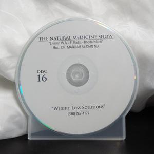 CD 16- Weight Loss