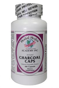 Charcoal Caps