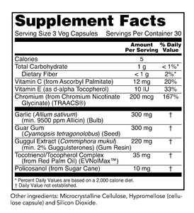 HHA Cholesterol Balance