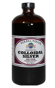 Colloidal Silver 32 ounce FREEZE WARNING SEE BELOW