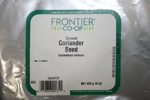 Coriander Seed G 1lb
