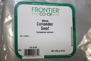 Coriander Seed W 1lb