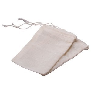Cotton Drawstring Bags 12ct