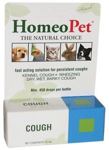 Homeopet - Cough