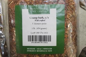 Cramp Bark C/S 1lb