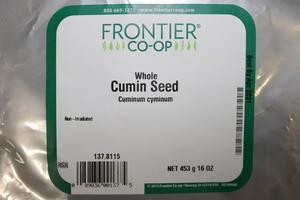 Cumin Seed W 1lb