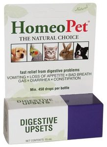 Homeopet - Digestive Upsets