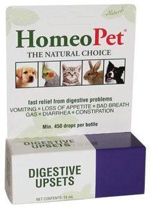 Homeopet - Digestive Upsets