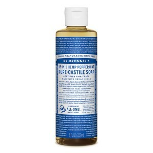 Dr Bronners 8oz-Peppermint
