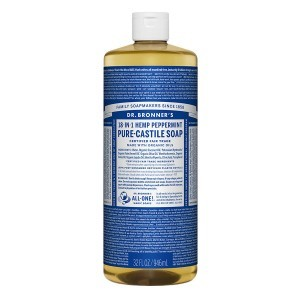Dr Bronners 32oz-Peppermint