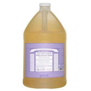 Dr Bronners 1gal-Lavender