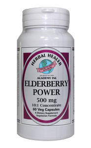 HHA Elderberry Power