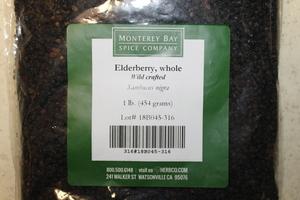 Elderberries W 1lb