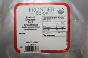 Eleuthero Root G 1lb