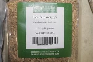 Eleuthero Root C/S 1lb
